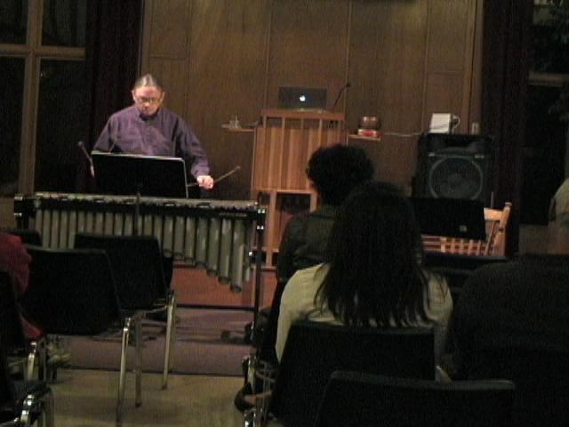 vibraphone studies